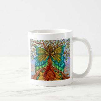Árvore de vida caneca de café