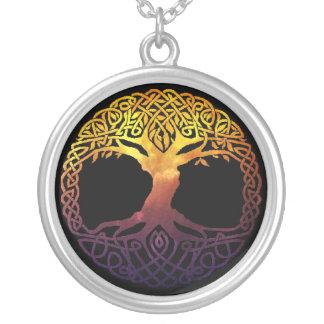 Árvore de Viking da colar da vida