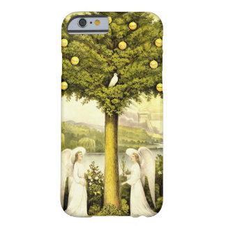 Árvore do vintage da ilustração cristã 1892 da capa iPhone 6 barely there