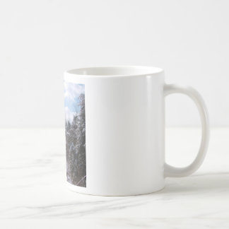 Árvore Icey Frost Caneca