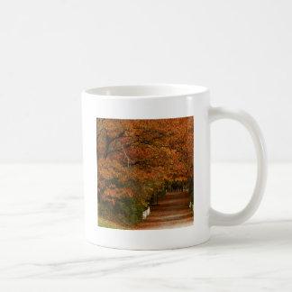 Árvore o acordar de Fall jpg Caneca