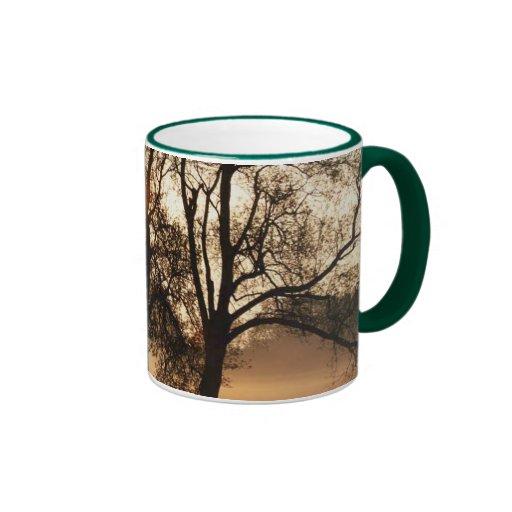 Árvore - personalizada canecas