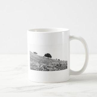 Árvore só caneca de café
