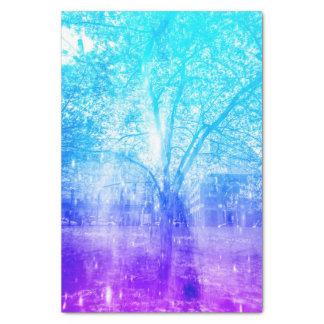 Árvore Vernal Papel De Seda