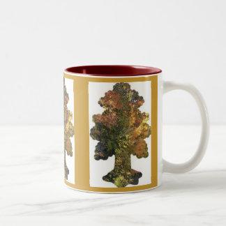 Árvores, árvores, árvores canecas
