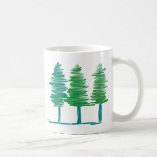 Árvores Caneca De Café