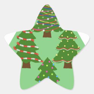 Árvores de Natal Adesito Estrela