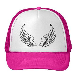 as asas abrem boné