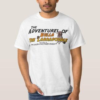As aventuras de Bella o Labradoodle Tshirts
