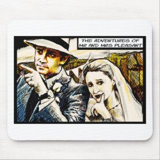 As aventuras do Sr e da Sra Agradável