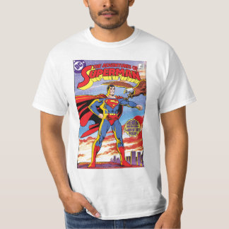 As aventuras do superman #424 camiseta