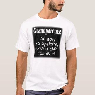 As avós são fáceis tshirts