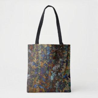 As belas artes deixam a sacola bolsas tote