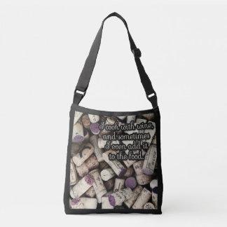 As bolsas das citações das cortiça do vinho