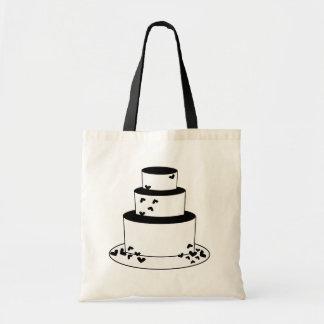 As bolsas do presente do favor do casamento bolsa tote