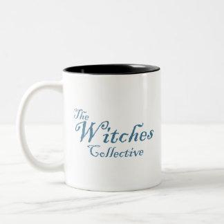 As bruxas coletivas caneca dois tons