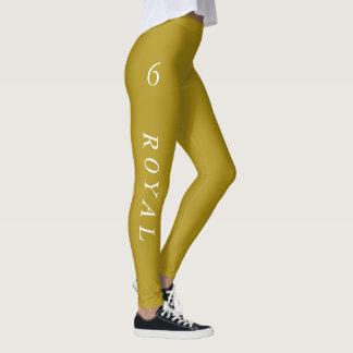 As calças justas favoritas de Pharoah Leggings