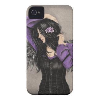 As capas de iphone tristes do anjo do coração capinha iPhone 4