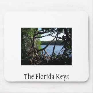 As chaves 1 de Florida Mouse Pad