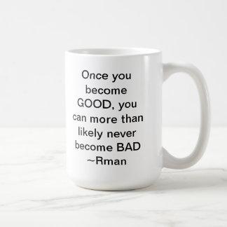as citações caneca de café