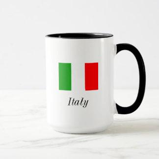 As dolomites de Italia Caneca