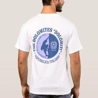 As dolomites (escalar) camiseta