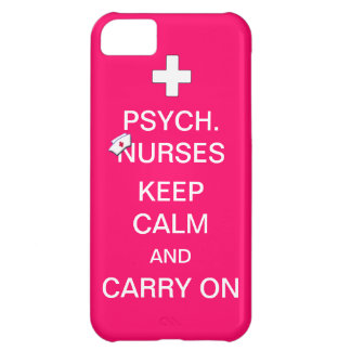 As enfermeiras de Psych mantêm o rosa calmo da Capa Para iPhone 5C
