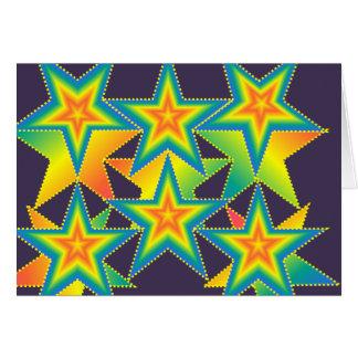 As estrelas do CARTÃO 211 sejam numerosas