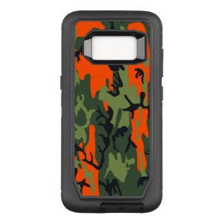 As forças armadas do exército de Como da Capa OtterBox Defender Para Samsung Galaxy S8