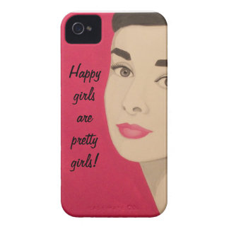 As meninas felizes são meninas bonito!: Caixa boni Capas iPhone 4
