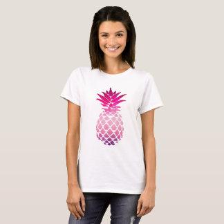 As mulheres da aguarela do abacaxi Short o Tshirt