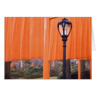 As portas - Central Park NYC Cartões
