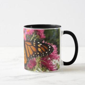 Asas do monarca caneca