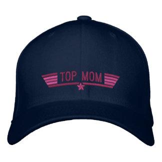 Asas personalizadas clássico da mamã de Top Gun ou Boné Bordado