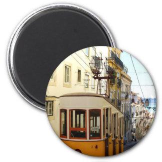 Ascensor da Bica, Lisboa, Portugal Imans
