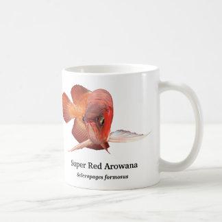 Asian Arowana Caneca De Café