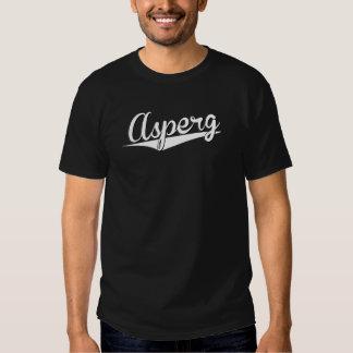 Asperg, retro, t-shirt