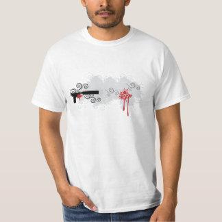 assassino camiseta