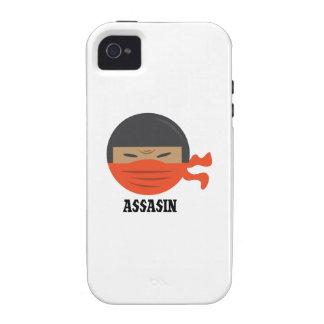 Assassino Capinhas iPhone 4/4S