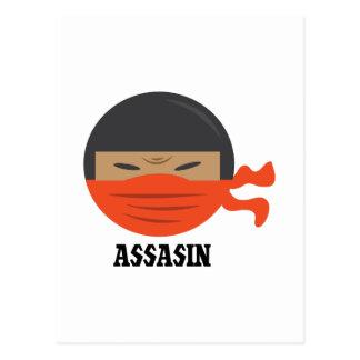 Assassino Cartão Postal