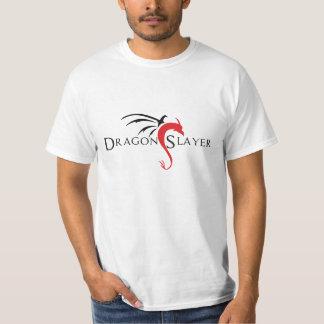 Assassino do dragão camisetas