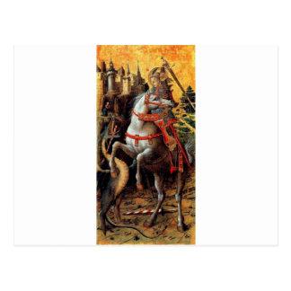 assassino do dragão cartão postal