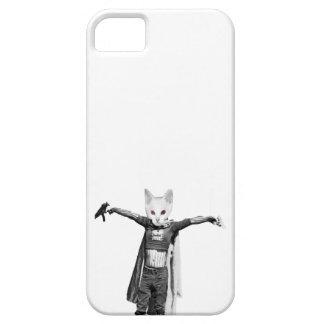 assassino do gatinho do vampiro capa barely there para iPhone 5