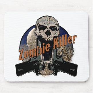 Assassino do zombi mousepad
