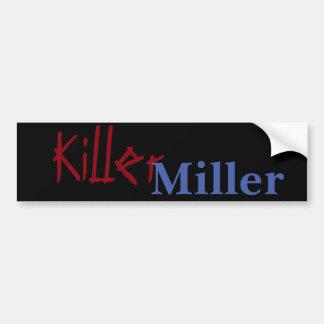 Assassino Miller Adesivo Para Carro