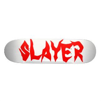 assassino shape de skate 20cm