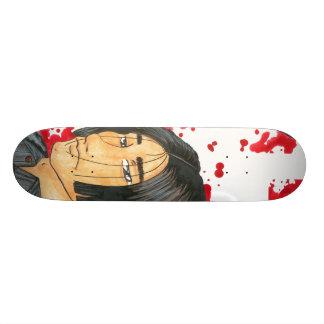 Assassino Shape De Skate 21,6cm