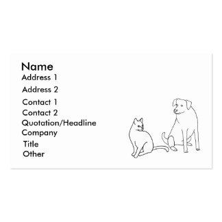 Assento do animal de estimação, serviço do animal