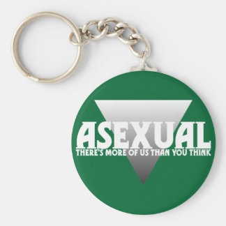 Assexuado: Há mais de nós do que você pensa Chaveiro