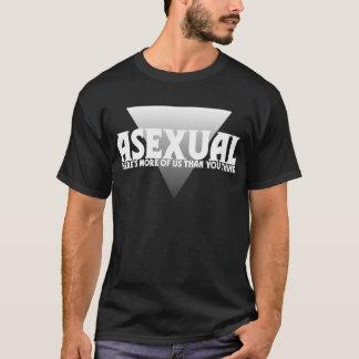 Assexuado: Há mais de nós do que você pensa T-shirts